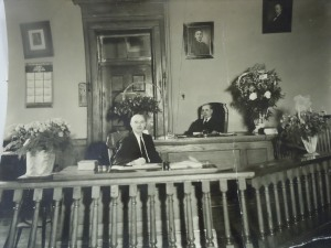 Courtroom photo from the files